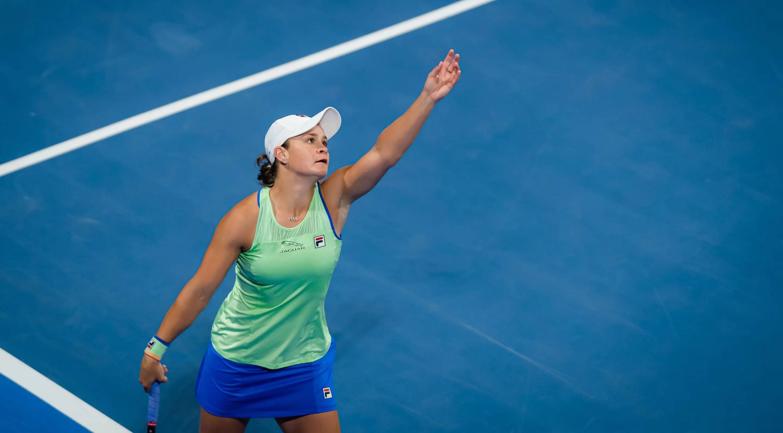 WTA墨尔本双赛签表发布:巴蒂小威或强强对决 大阪PK哈勒普