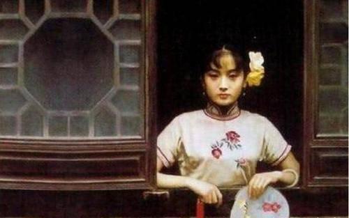 晚清名妓杨翠喜有多美?这组绝版老照片会告诉你