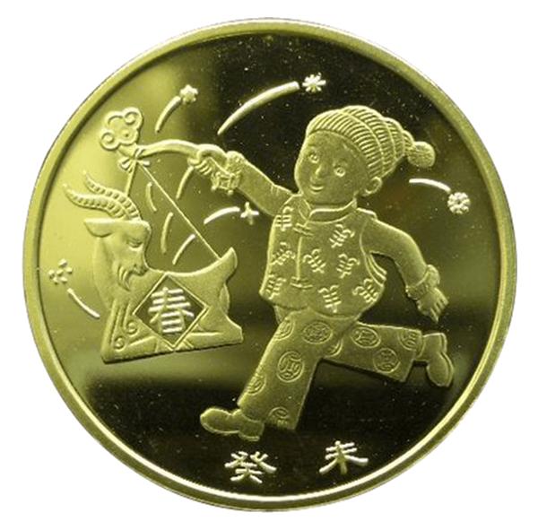 一轮贺岁羊币凭什么十七年能升值170倍?