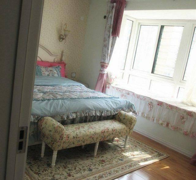 公婆装修的新房,温馨浪漫我真是太喜欢了,住在里面不想出门!