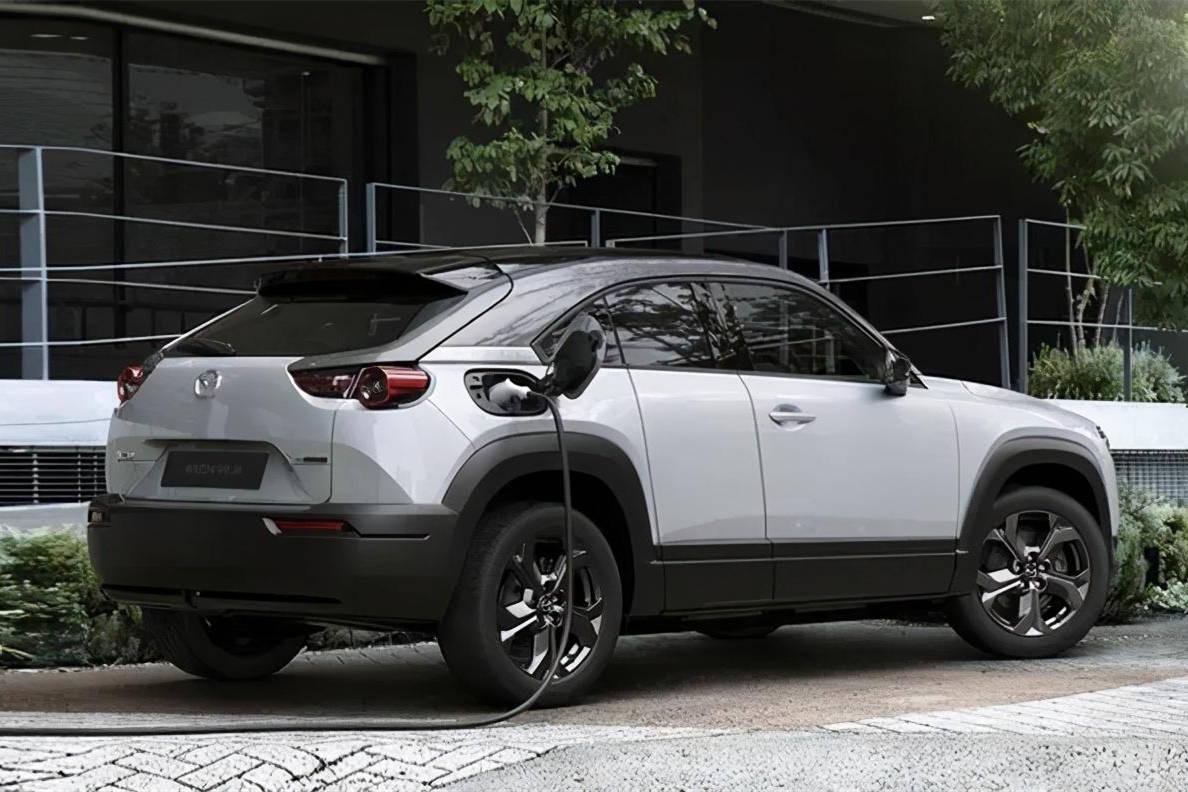 """马自达""""借鸡生蛋"""",新款纯电SUV将国产,它这么玩你看懂了吗"""