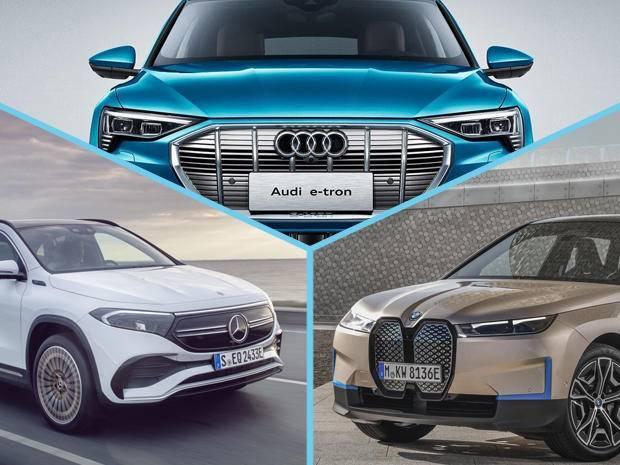 追赶造车新势力,2021年BBA会上哪几款抢手货?_车型