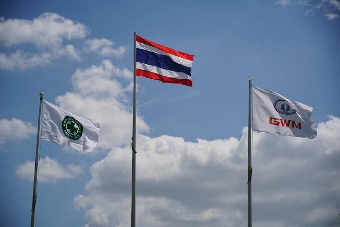 扬帆东南亚 长城汽车发布泰国市场战略_于罗勇
