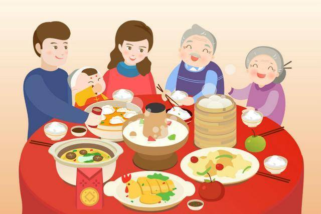 """远嫁北方的南边姑娘、吐槽婆家""""年夜饭只需饺子""""遭怼;信口胡诌还懒得出奇!"""