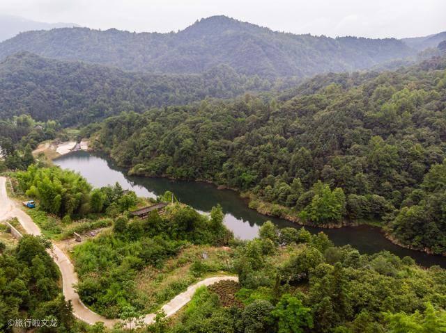 安徽池州慢村农庄 感受慢生活的好去处看到李白笔下的秋浦河