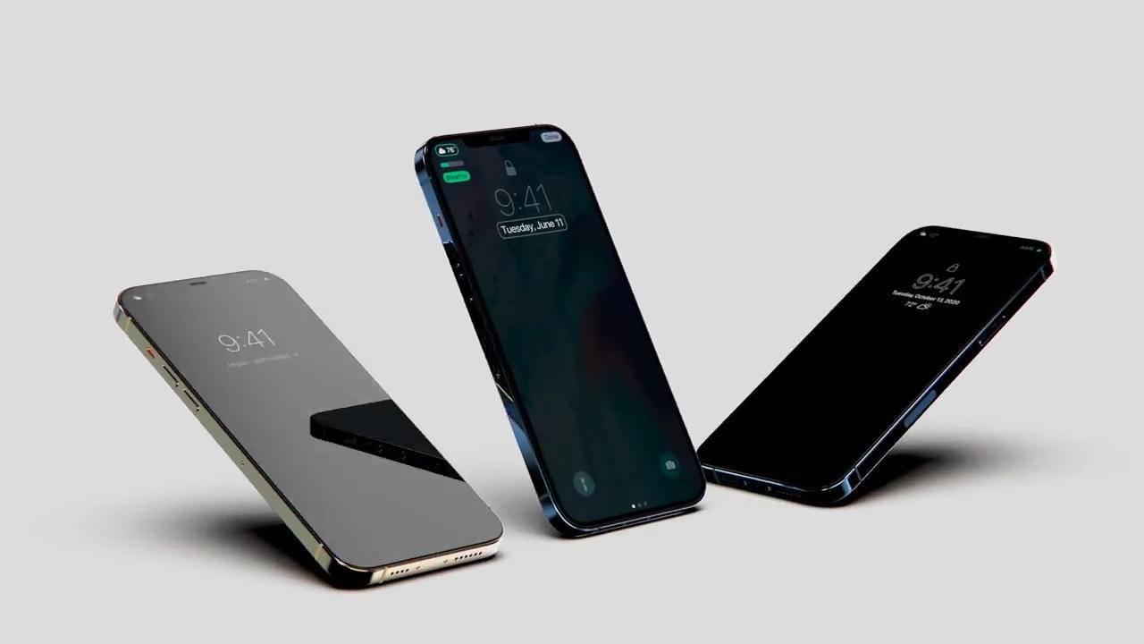 传闻iphone13将支持AOD息屏显示功能,搭配磨砂后盖,你喜欢吗
