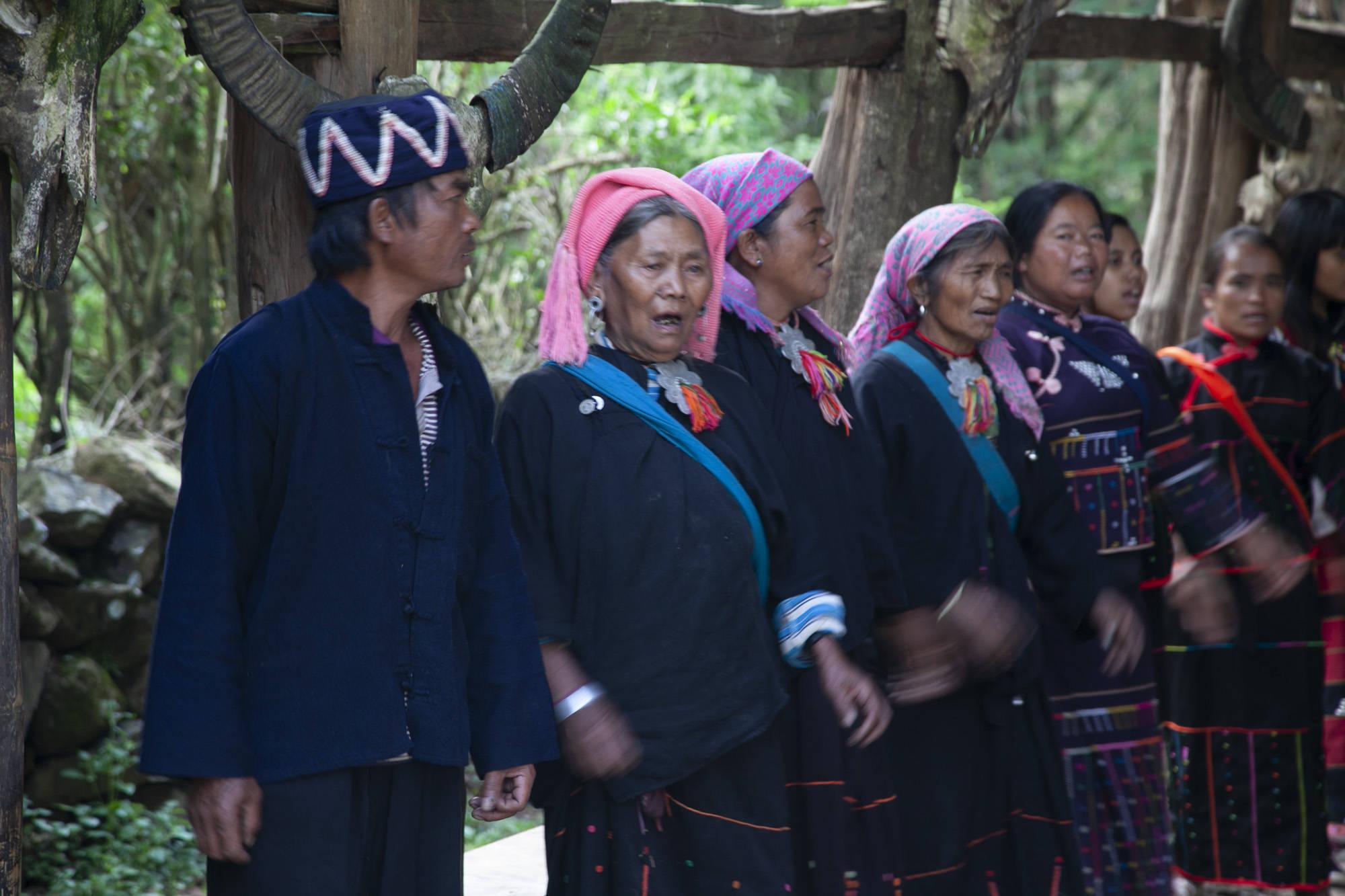 原创 云南400年古寨消失火海,翁丁神秘的原始部落习俗,你了解吗?