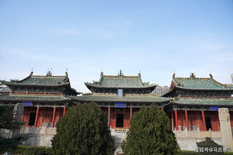 """山西被忽略的城市,藏着一座神庙,内有连三戏台堪称""""国内唯一""""  第8张"""