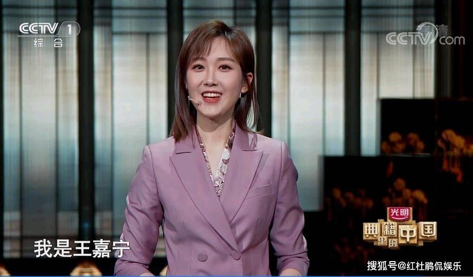 王嘉宁是不是撒贝宁的徒弟?怎么每档节目都带着她插图1