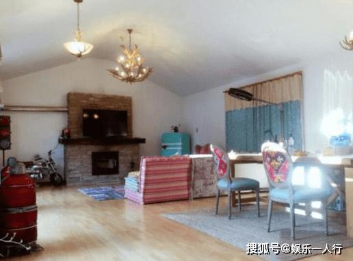 晒晒张若昀住的房子,365足球开户表面像个农村小平房,内