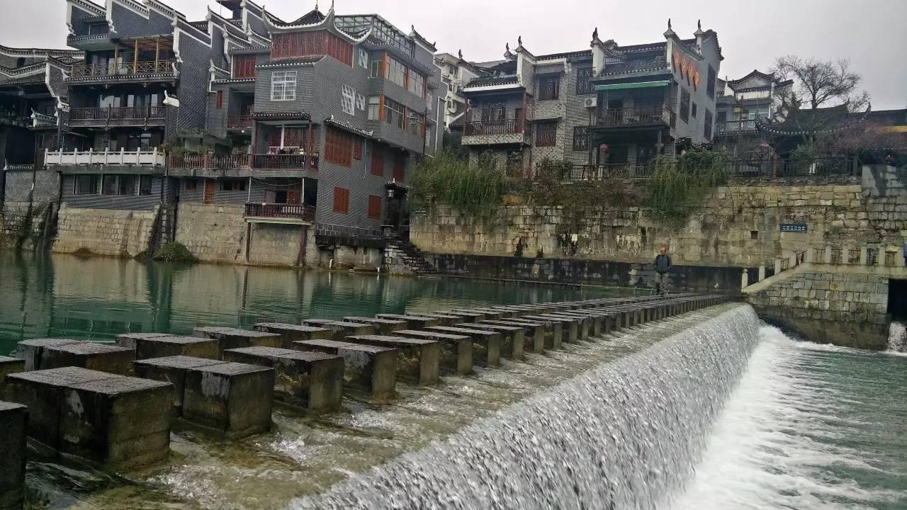 湖南一处4A级古城景区,是四省边区传统的物质集散中心