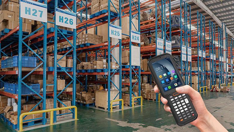 冷冻仓库标签条码扫描器如何选购?