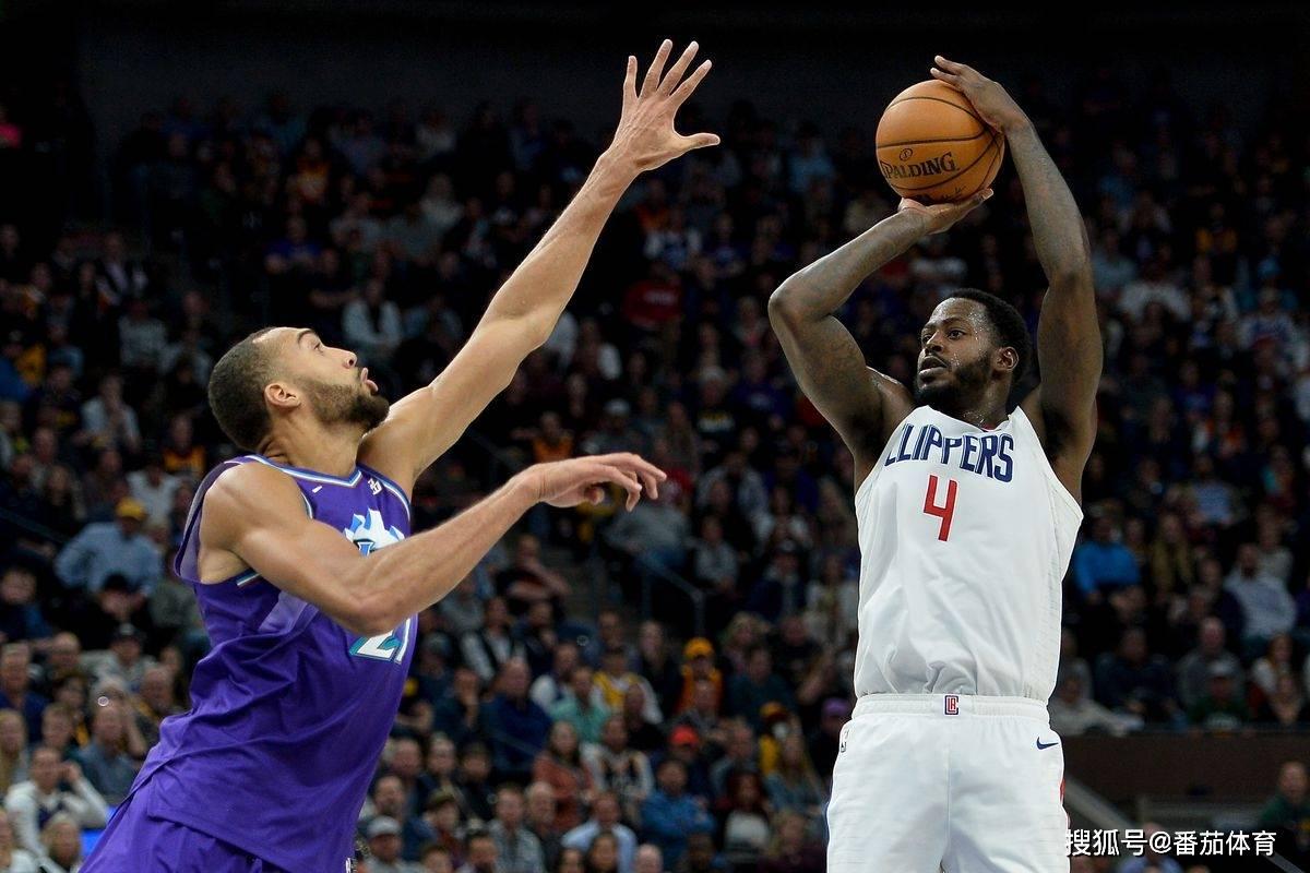 原创             [NBA]核心解读:快船vs爵士,爵士高看一线