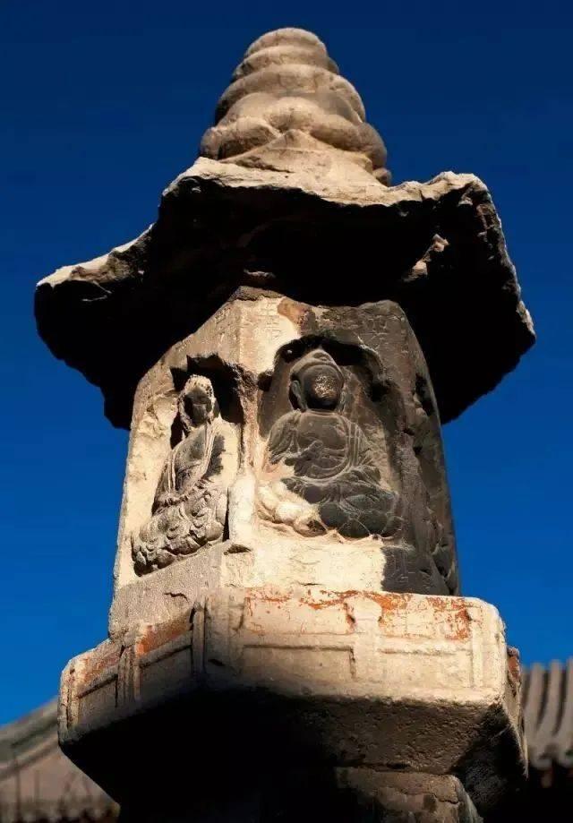 游山西 读历史丨它有一个好听的名字—经幢(chuang)  第8张