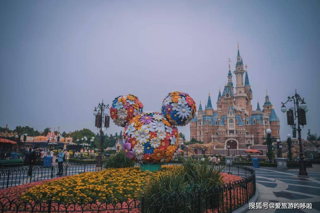 盘点迪士尼周边怎么住?
