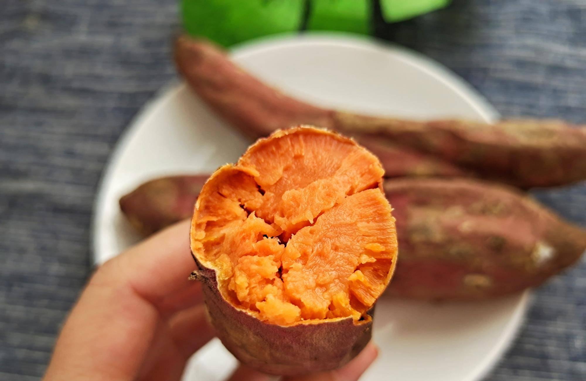 蒸好的红薯怎么做油糕