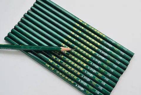 """2B铅笔的b代表""""黑"""",那么HB铅笔的""""h""""是什么呢?"""