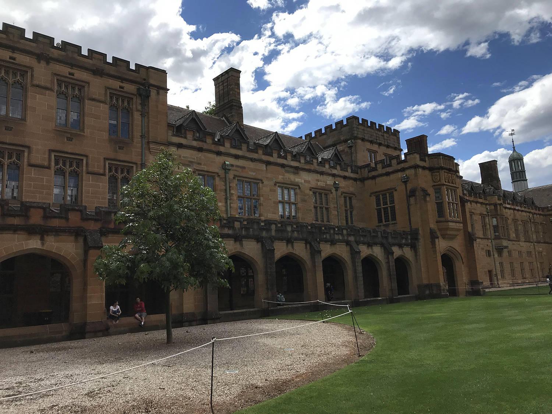 注意!悉尼大学2021商科专业位置关闭申请!