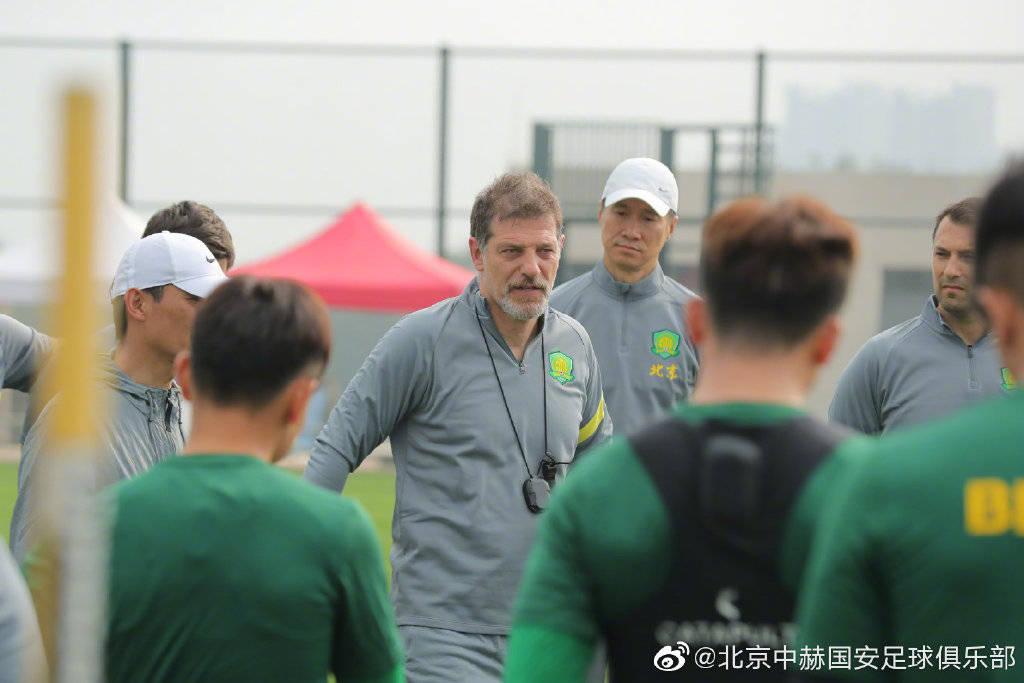 国安下周将再与泰山踢热身赛 3月初结束海口集训