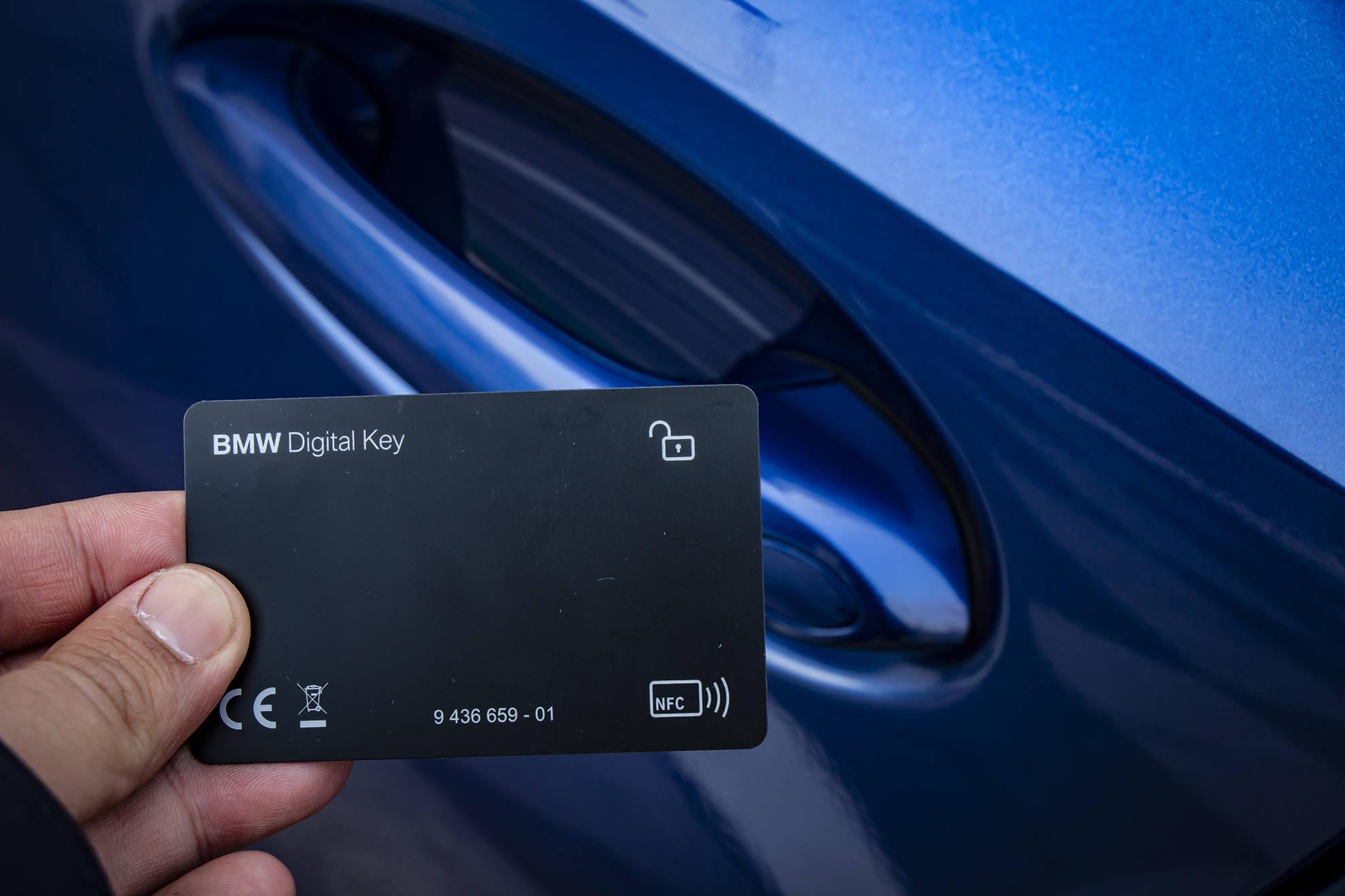 原创             科技有意思丨车钥匙设计师要失业,我的手机能开你的车?