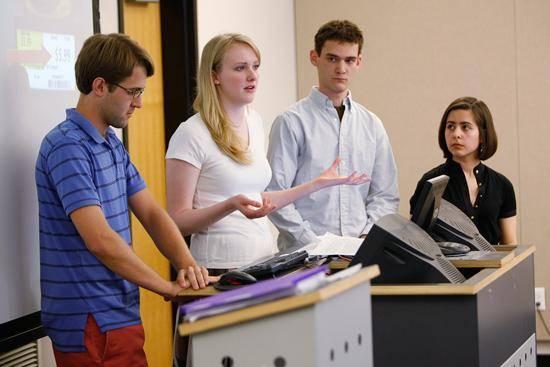 帮助外国学生更快融入美国课堂的十大技巧