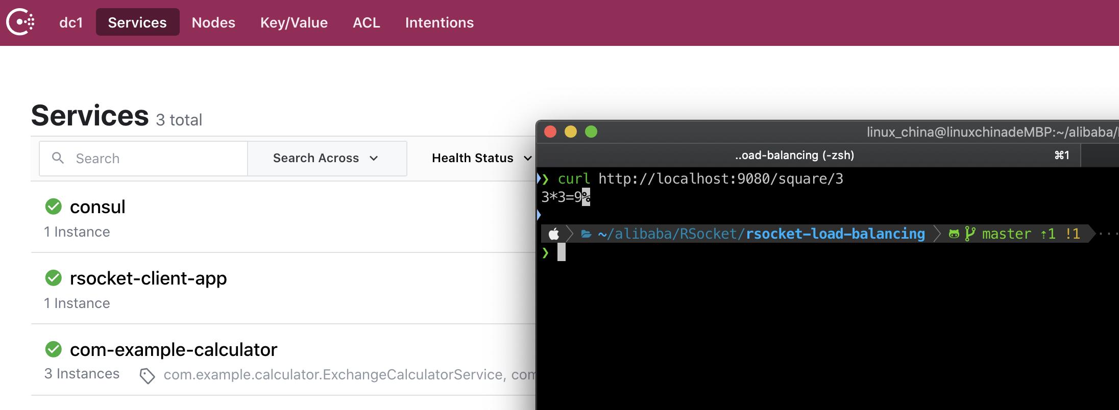 Spring RSocket:基于服务注册发现的 RSocket 负载均衡