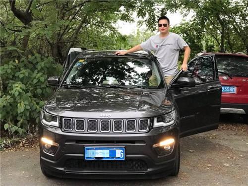 信息技术人的吉普车生活:载着妻子和孩子,说走就走