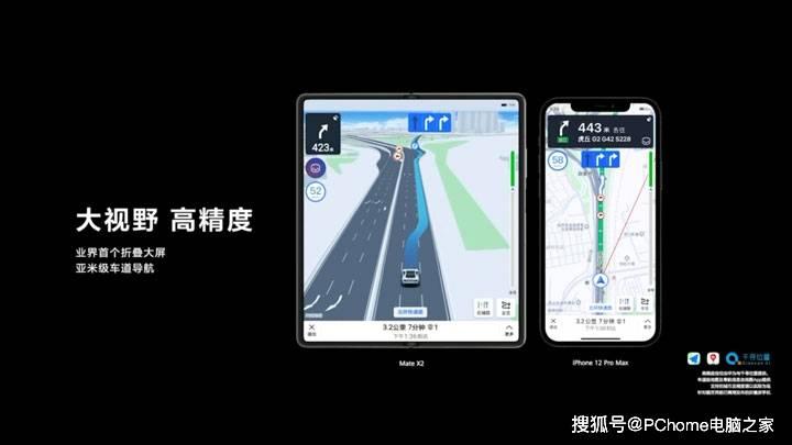 从硬件到生态的演进 华为Mate X2引领折叠手机大屏生态