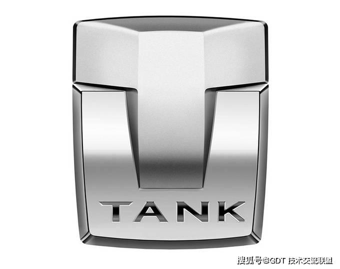 长城第五品牌的LOGO将作为坦克的独立商标曝光