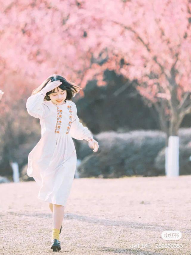 春日赏花好去处,快来get同款大片!