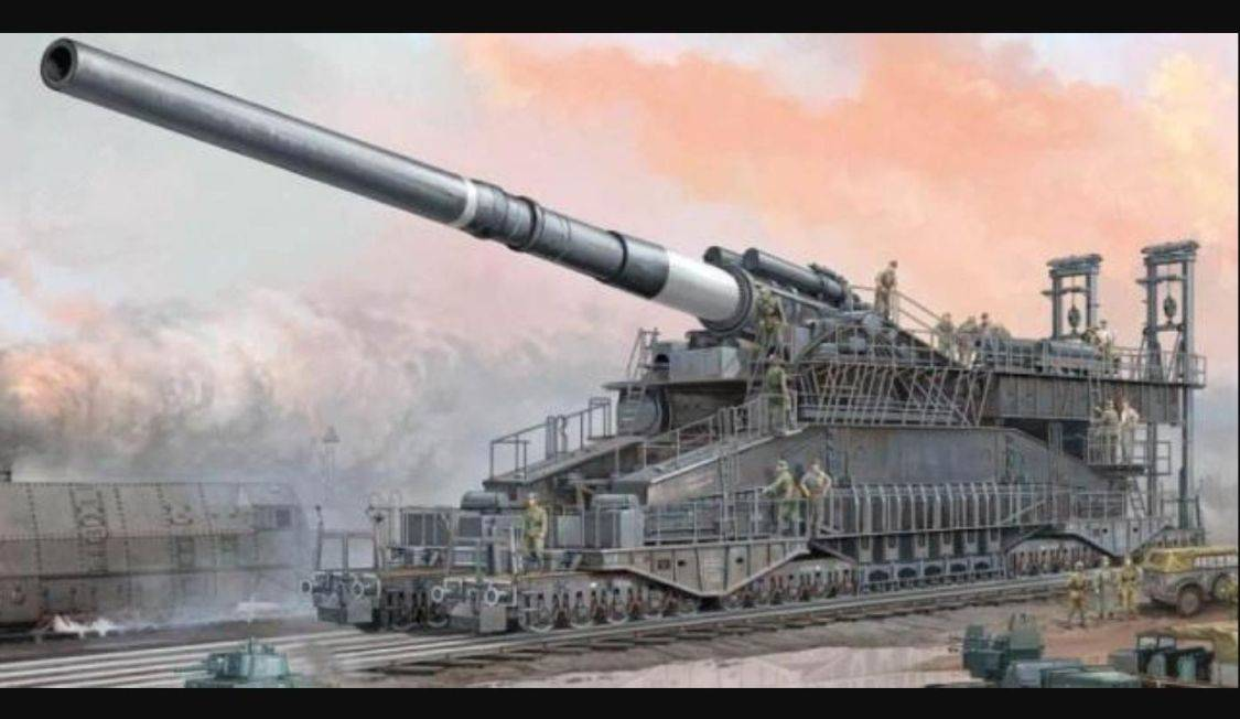 高超音速导弹无路可走,超级大炮弯道超车,美国军事技术在退步?
