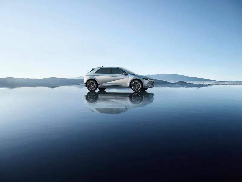 """最初的爱奥尼亚5世界首演,现代汽车的""""火力全开""""这一次"""