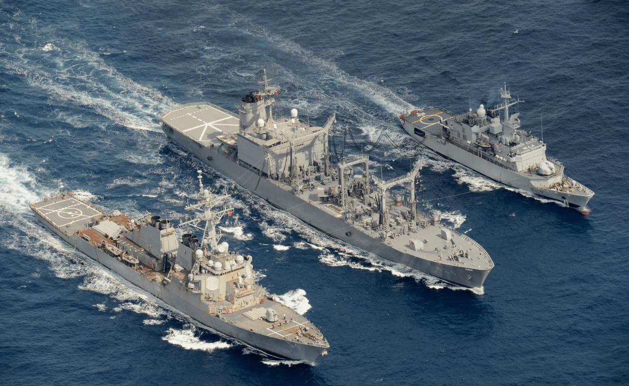 三国军舰现身东海!日本计划了一场大动作,但打错了算盘