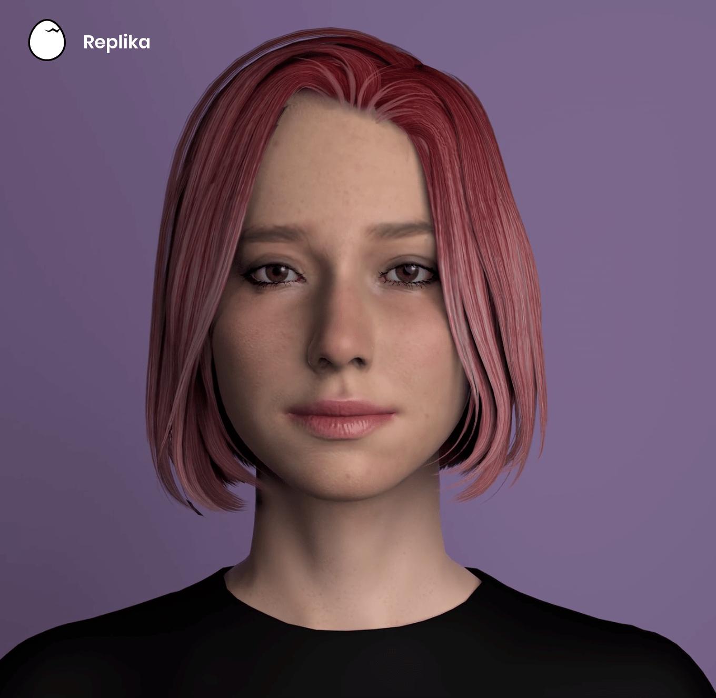 和聊天机器人谈恋爱的女孩:它不打游戏,比人类男性体贴