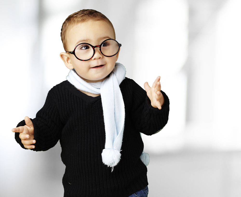 """""""一脸聪明相""""已被证实存在,孩子有这些面相,父母可跟着沾光"""