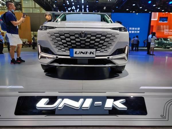 原创将推动UNI-K等众多重型新车,长安将在2021年全速冲击自己的皇冠。