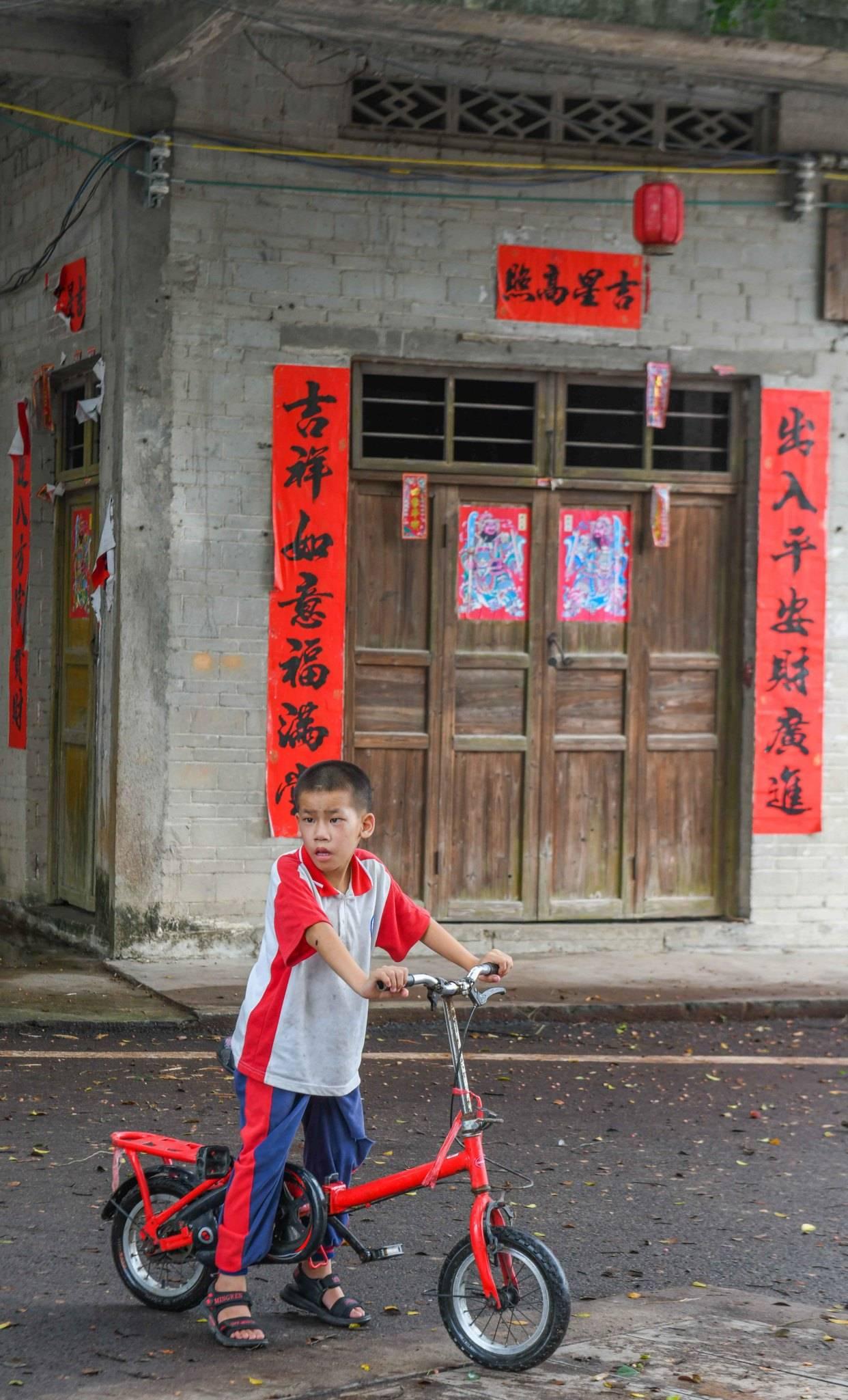 春日游去哪?广东此古村是我国历史文化名村,更是岭南理学第一村