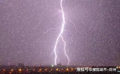 """""""春雨""""为何变成雪?郑州为什么出现雷阵雪?来看权威解答!"""