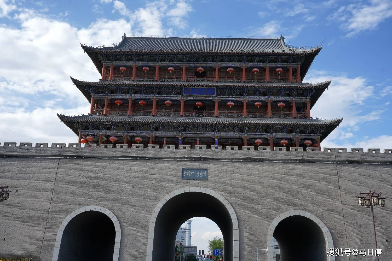 """甘肃低调的古城,曾被誉为""""西北首府"""",还可以看到中国东汉古墓"""