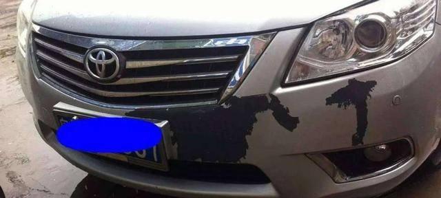 原厂私家车为什么会生锈?听车库工作人员的话