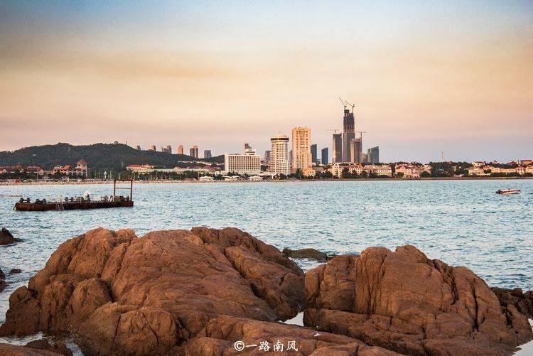 青岛海边的迷人景点,每一个都像画,很多外地人不会去!