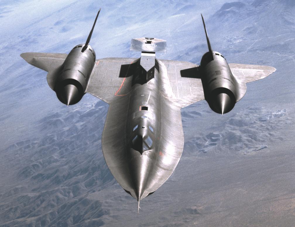 800枚导弹也没能碰到它,黑鸟侦察机:发现我,你也追不上