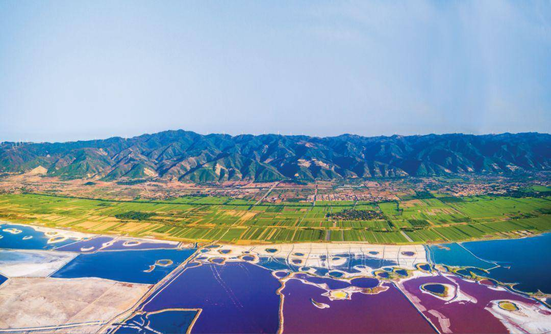 """山西一处被誉为""""中国死海""""的湖泊,是4A级景区"""