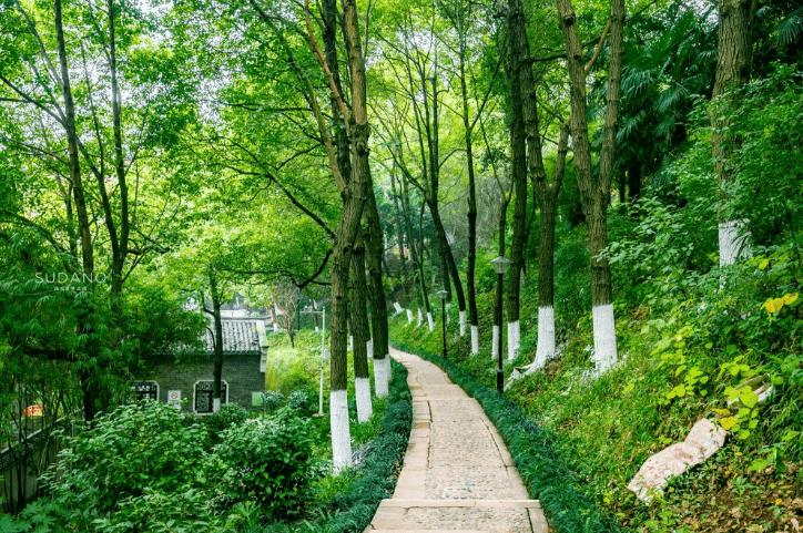 """""""南岳第一峰""""回雁峰,王船山出生地纪念馆不可错过的景点"""