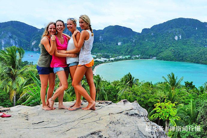 """泰国最美国家公园,""""飘""""在安达曼海上,海岛秀美如""""隐世仙境"""""""