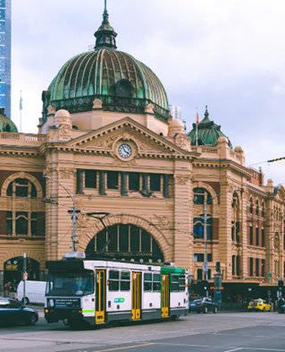 澳大利亚留学:从自然景观与大学校园感受墨尔本的文化氛围