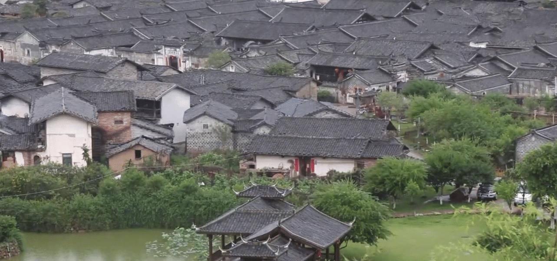 这个福建古村落拥有21座古祠堂,距今已有千年历史