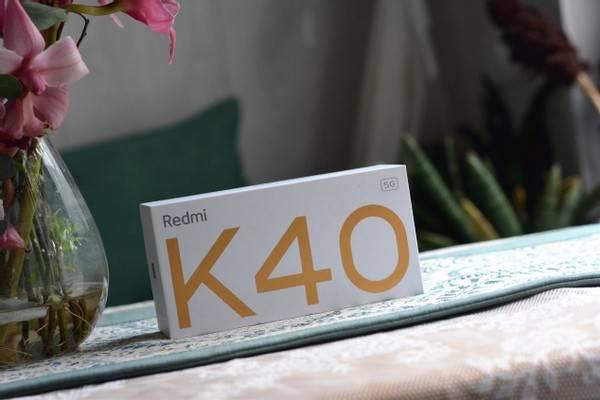 原创             可能是1999的巅峰配置,红米K40:拿出诚意了
