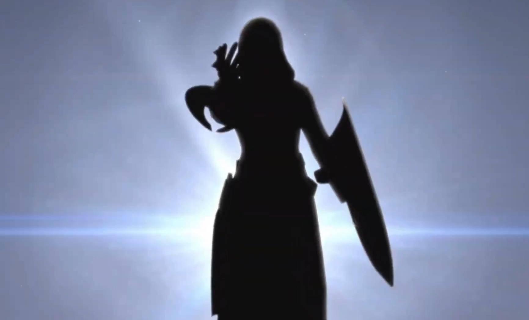 FGO更新新章节:带盾持剑的黑影从者动作暴露其身份