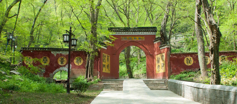 """安徽一座有""""皖东明珠""""美誉的山,海拔317米,是国家森林公园"""